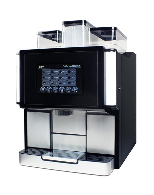 全新智能现磨咖啡机  凯撒S8000
