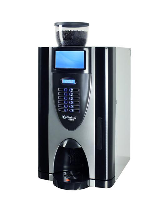 豪华现磨型咖啡饮料机   金米兰E3S
