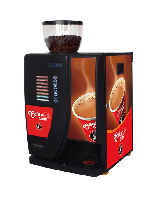 现磨型咖啡饮料机  新生代E3S
