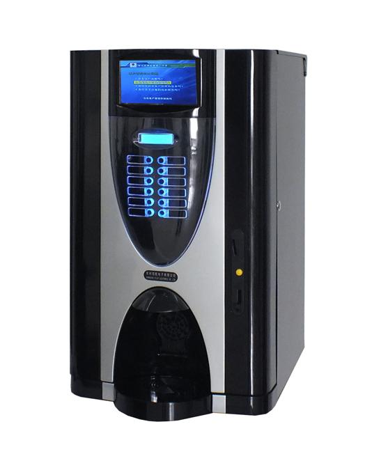 豪华速溶咖啡饮料机  金米兰 6S