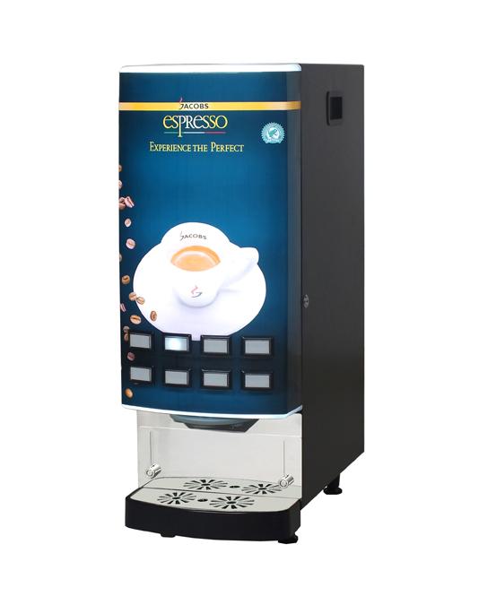速溶型咖啡饮料机  凯迪拉克4S