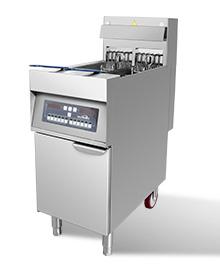 18KW 立式电脑版双槽电炸炉 IDZL-18-2
