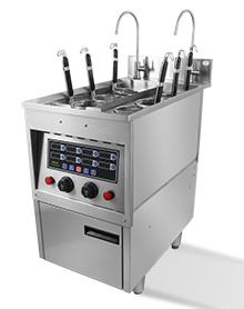 六头手动机械煮面炉 ISZML-6M