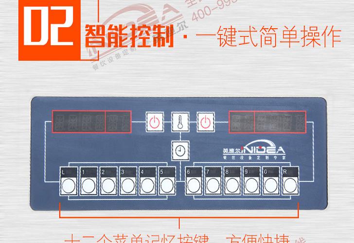 四槽炸炉IDZL-36-4T